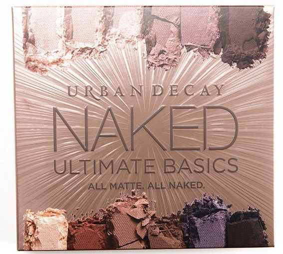 Naked Ultimate Basics Palette Fards à Paupières, Urban Decay : Makebeautyup aime !