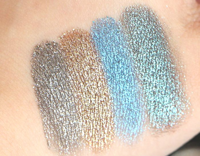 Swatch Moondust - Palette de fards à paupières, Urban Decay