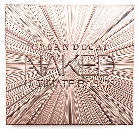 Swatch Naked Ultimate Basics Palette Fards à Paupières, Urban Decay
