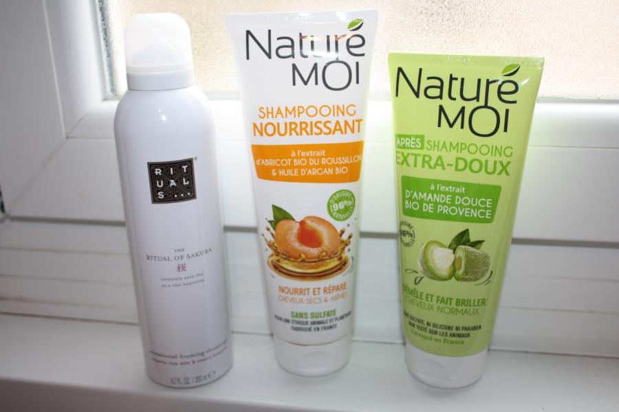 Swatch Shampooing Nourrissant, NaturÉ Moi