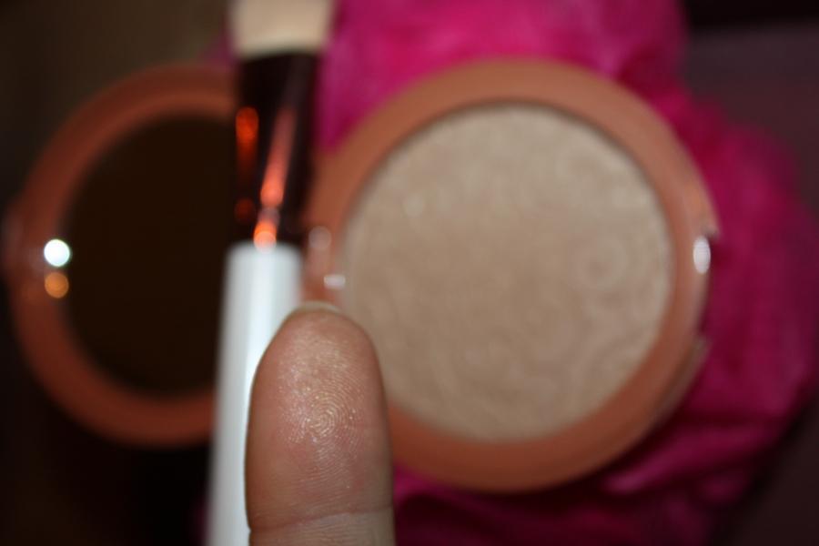 Swatch Poudre bronzante, Eye Care