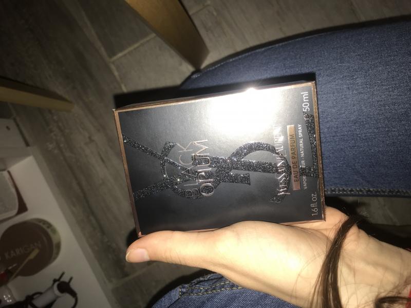 Swatch Black Opium Eau de parfum, Yves Saint Laurent