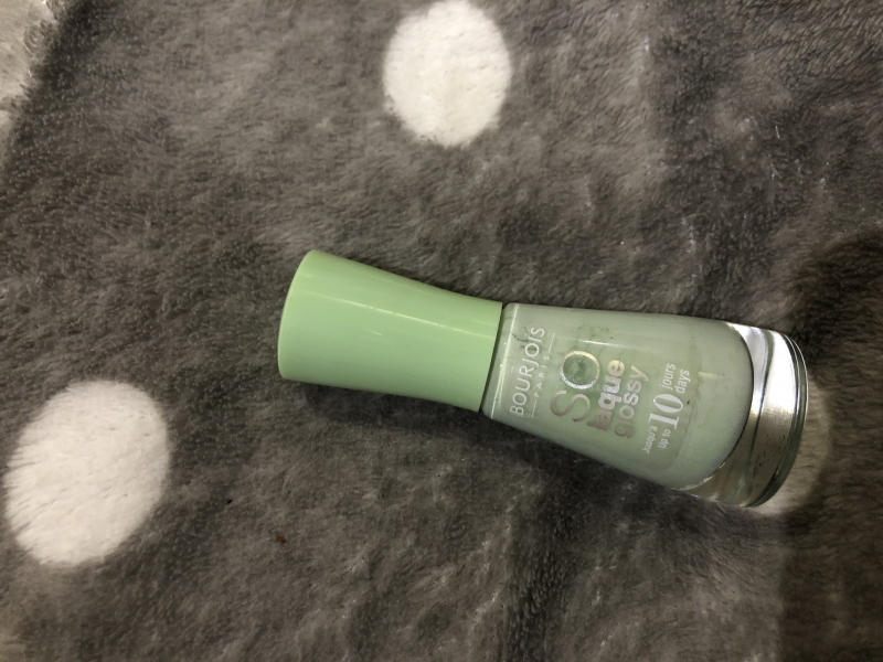 Swatch So Laque Glossy, Bourjois