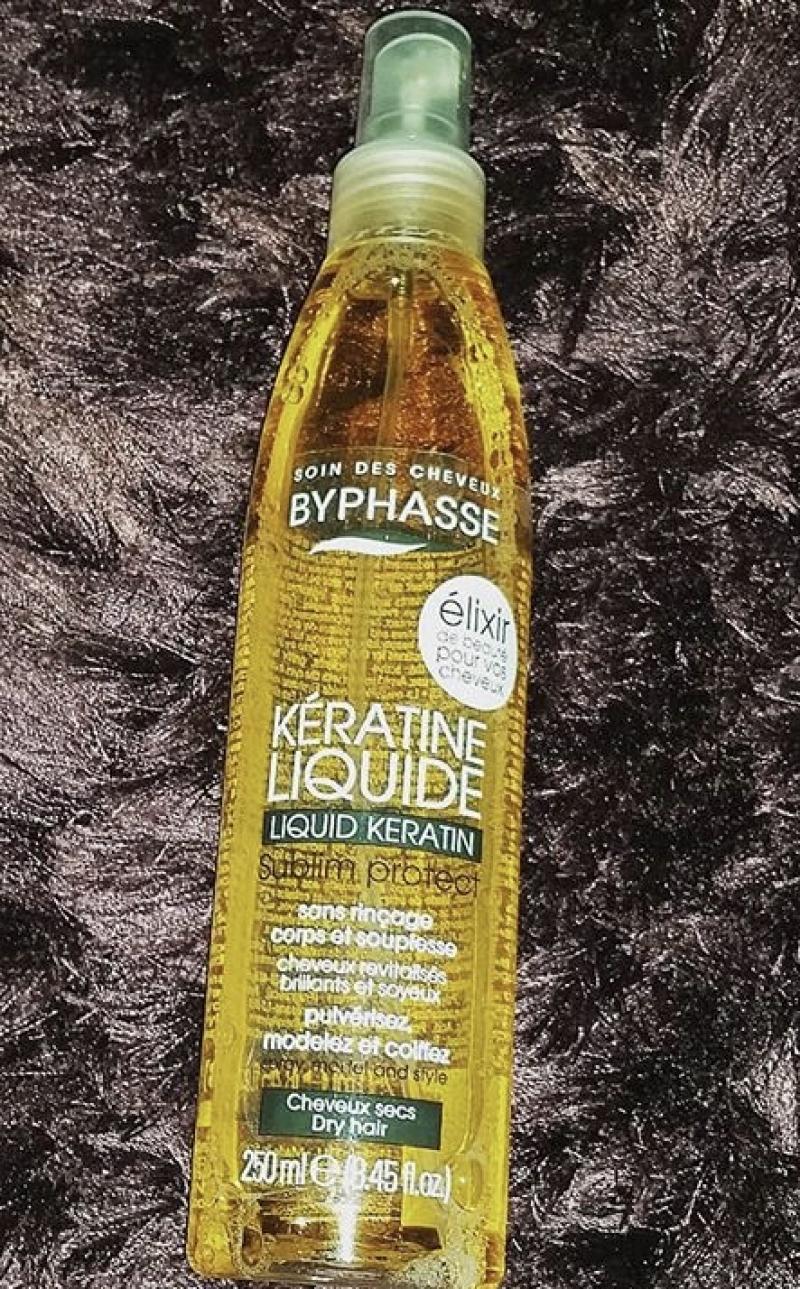 Swatch Kératine Liquide, Byphasse