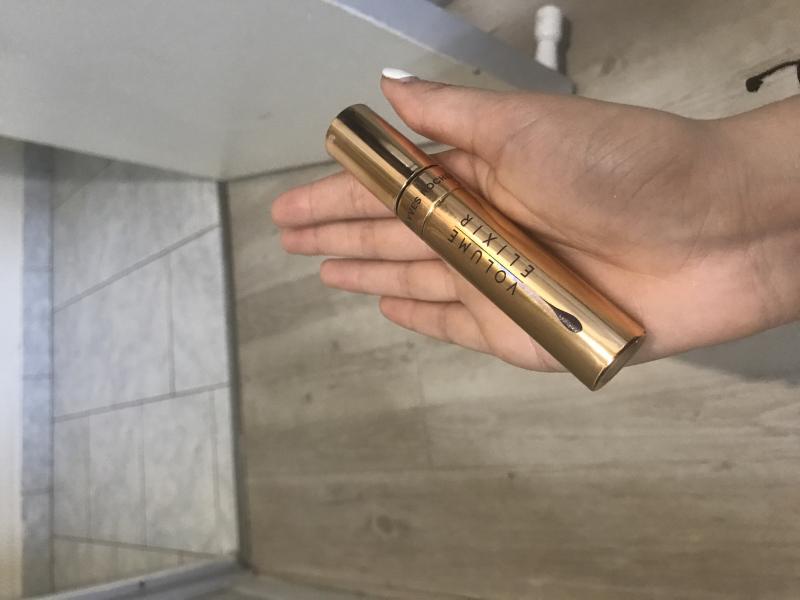 Swatch Mascara volume elixir, Yves Rocher