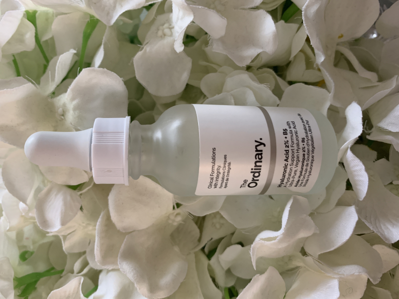 Swatch Hyaluronic Acid Serum 2%   B5, The Ordinary