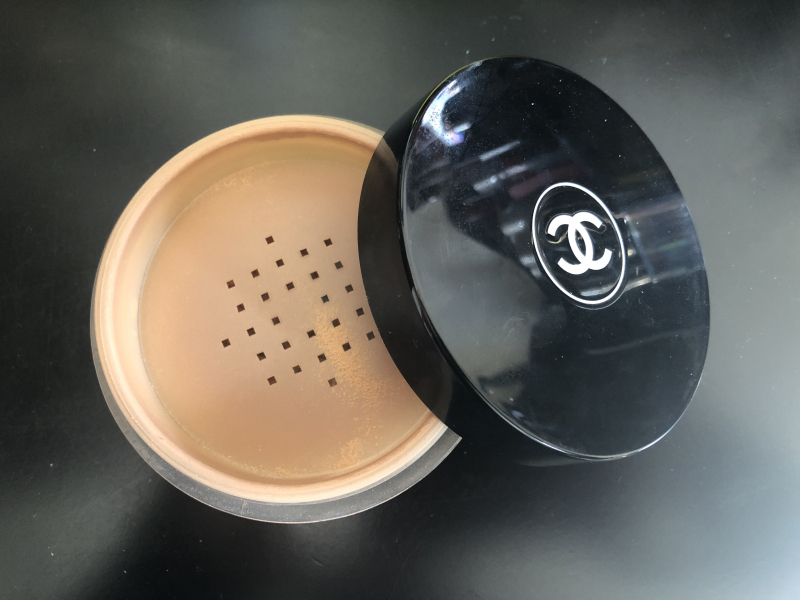 Swatch Poudre universelle libre, Chanel