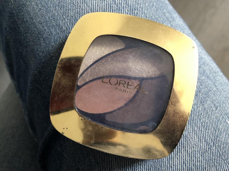 Swatch Color Riche - Les Ombres, L'Oréal Paris