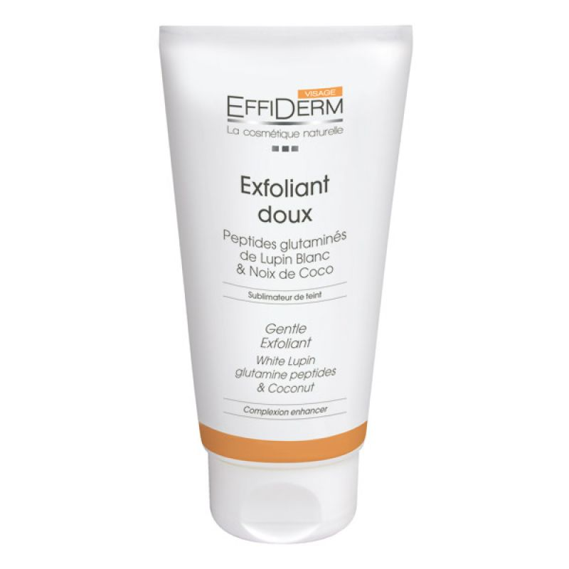 Exfoliant doux, Effiderm - Infos et avis