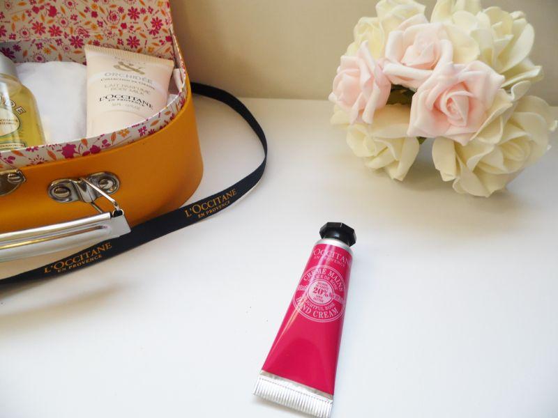 Swatch Crème Mains & Ongles Roses et Reines, L'Occitane