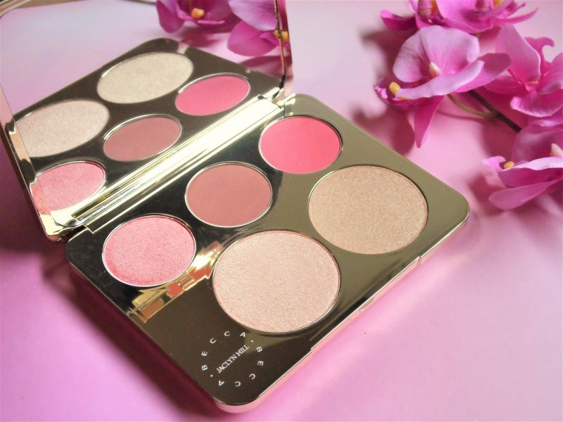 Swatch C Pop Collection Face Palette, Becca