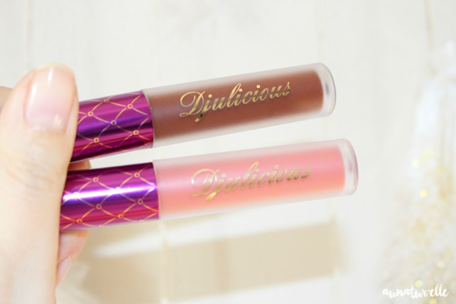 Swatch Duclematte, Djulicious Cosmetics