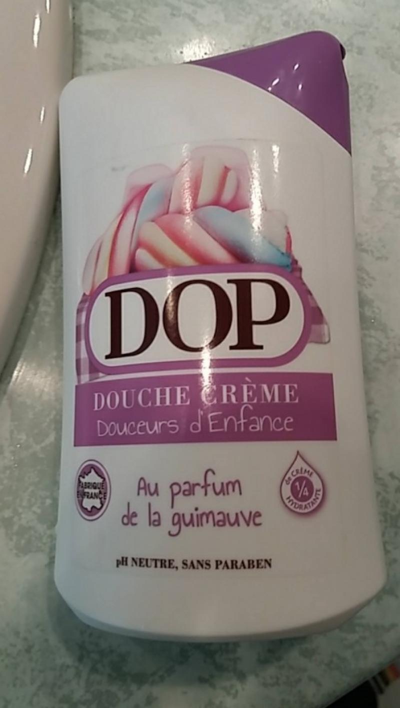 Swatch Douche Crème Douceurs d'Enfance Guimauve, Dop