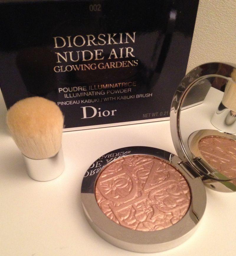 Swatch Diorskin nude air, Dior