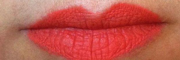 Swatch Meet Matt(e) Hughes? Long Lasting Liquid Lipstick, theBalm