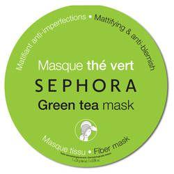 Masque visage tissu effet seconde peau, Sephora : Lilibonbon aime !