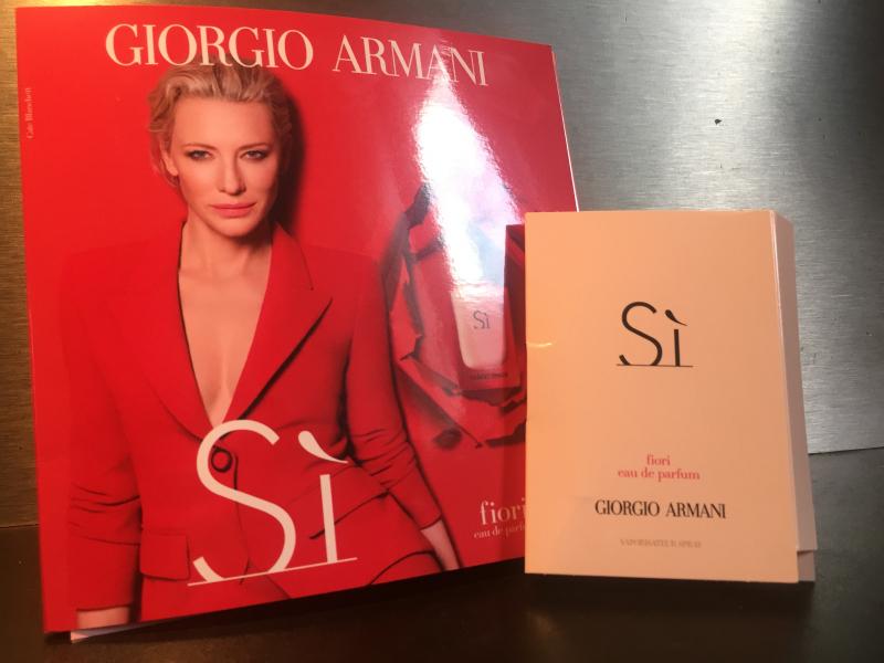 Swatch SÌ - Eau de Parfum, Giorgio Armani