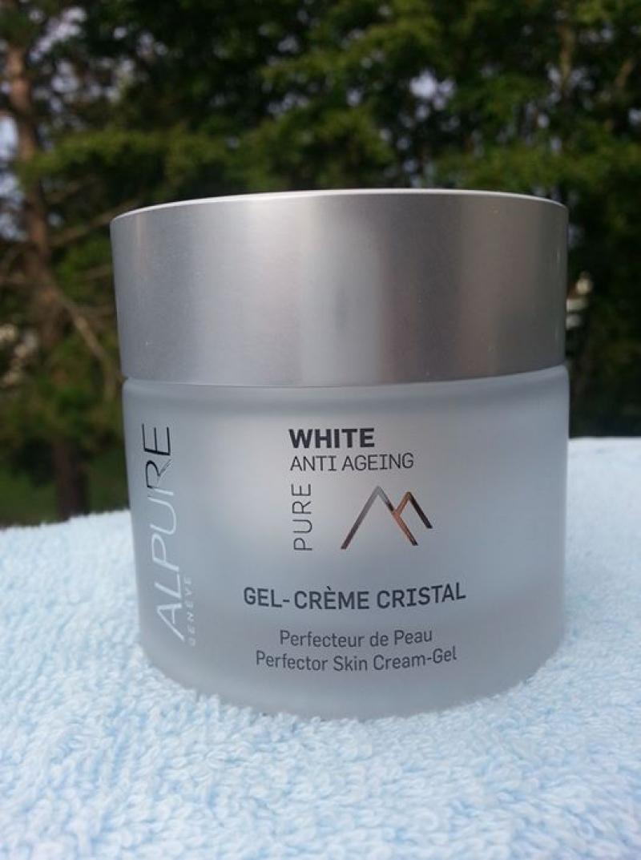 Swatch Gel Crème Cristal, Alpure