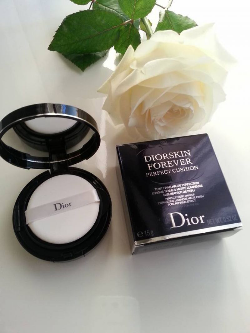 Swatch Diorskin Forever - Perfect Cushion, Dior