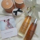 Poudre Parfumée Irisée Reflets de Soie, Omnisens - Soin du corps - Coffret et kit pour le corps