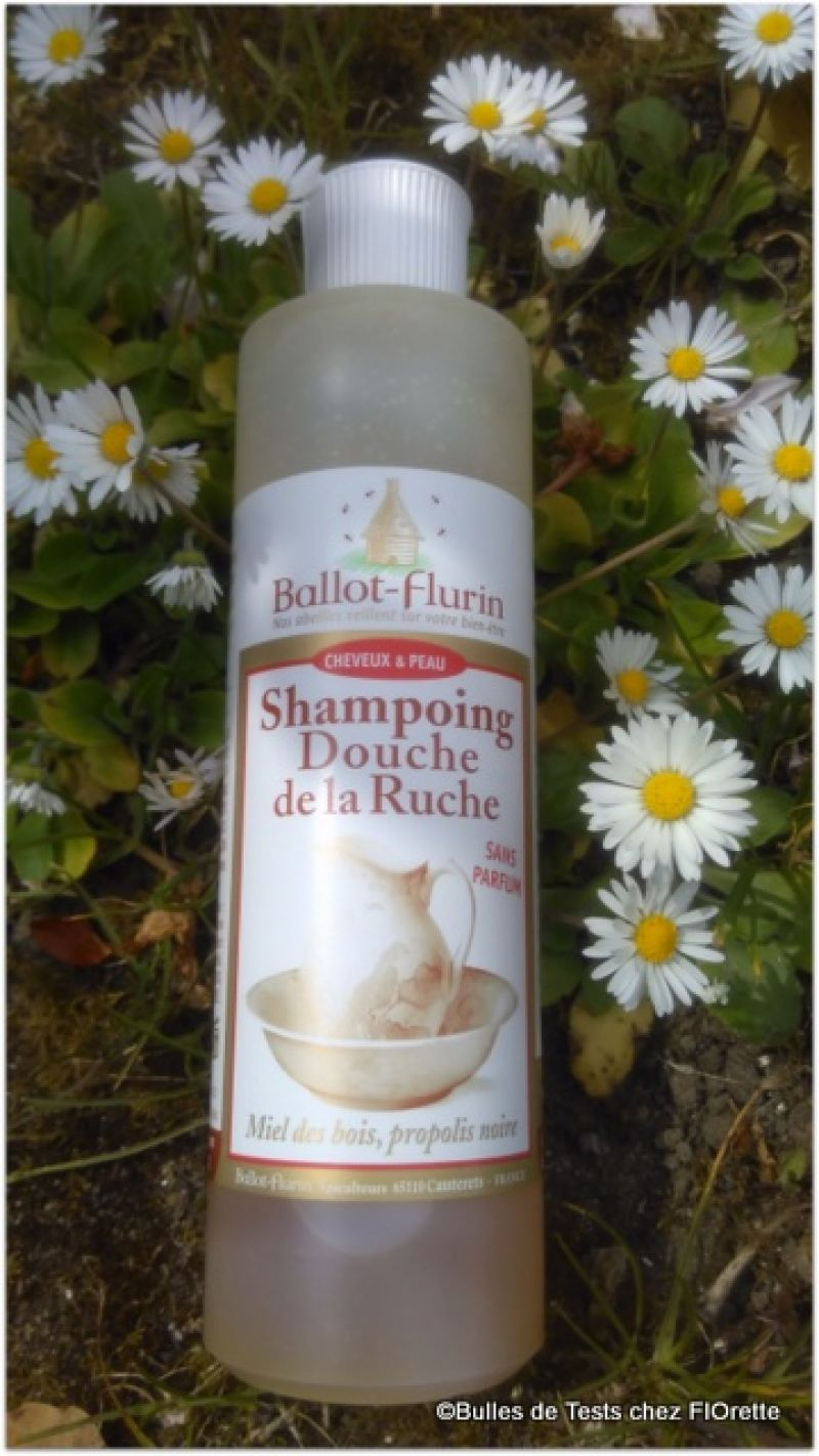 Swatch Shampoing douche assainissant & doux, Ballot-Flurin