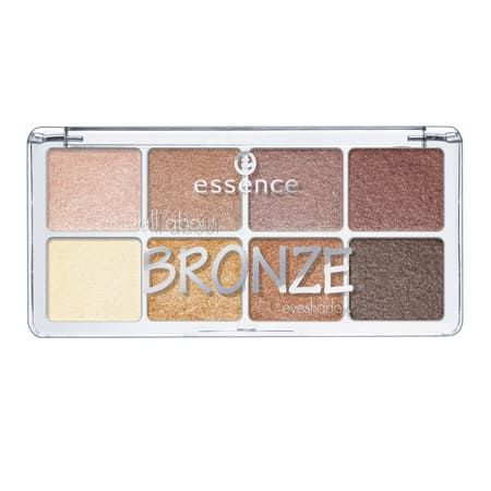 All About Eyeshadow Palette, Essence - Infos et avis