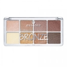 All About Eyeshadow Palette, Essence - Maquillage - Palette et kit de maquillage