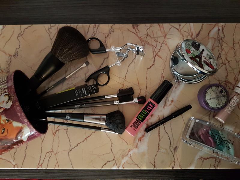 Swatch Great Lash Mascara, Gemey-Maybelline