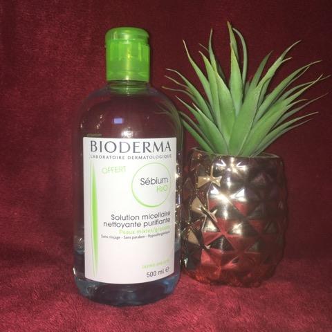 Swatch Sébium H20 solution micellaire nettoyante purifiante, Bioderma