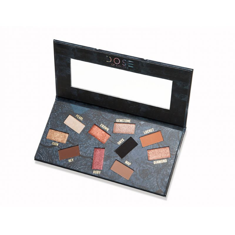 Hidden Treasure Palette Limited Edition, Dose Of Colors : Charlène91170 aime !