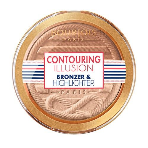 Contouring Illusion Bronzer and Highlighter, Bourjois - Infos et avis