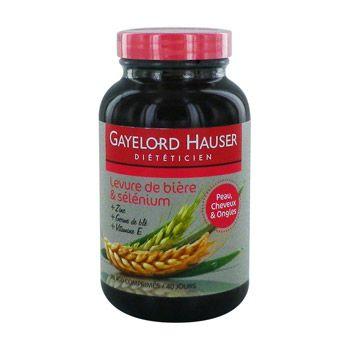 Avis Levure de Bière et Sélénium - Gayelord Hauser - Cheveux