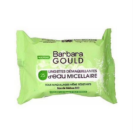 avis lingettes d maquillantes d 39 eau micellaire barbara gould soin du visage. Black Bedroom Furniture Sets. Home Design Ideas