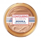 Contouring Illusion Bronzer and Highlighter, Bourjois - Maquillage - Poudre