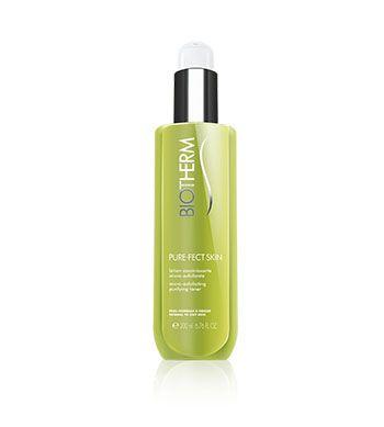 Purefect Skin Lotion assainissante micro-exfoliante, Biotherm - Infos et avis