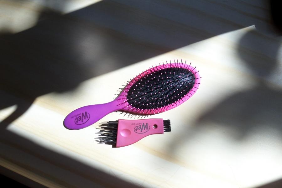 Swatch Wet Brush Detangling Hairbrush, The Wet Brush