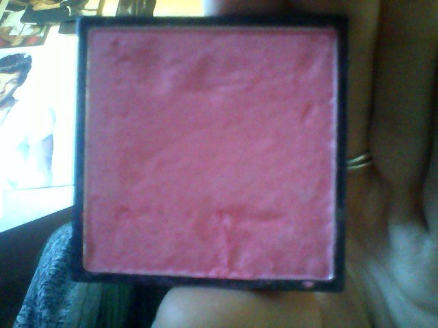 Swatch Blush, Marionnaud