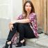 Blissfully Yours aime Rouge Parfait, Shiseido