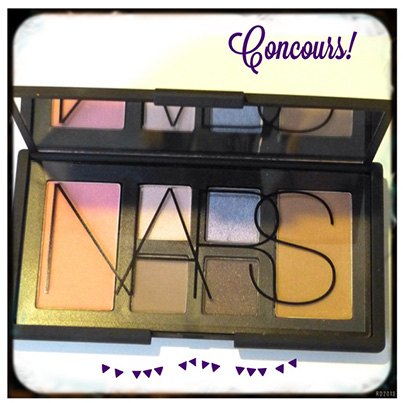 palette nars at first sight