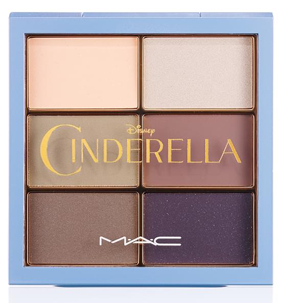 maquillage mac cinderella palette stroke of midnight