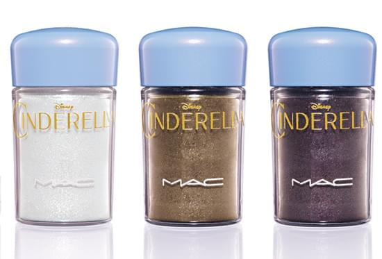 maquillage mac cinderella pigments