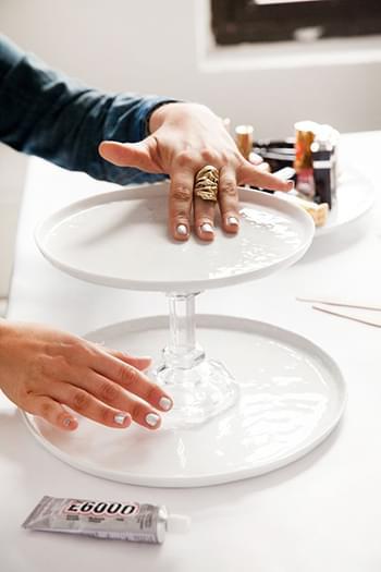 Rangement maquillage les plus jolis pr sentoirs - Astuce rangement maquillage salle de bain ...