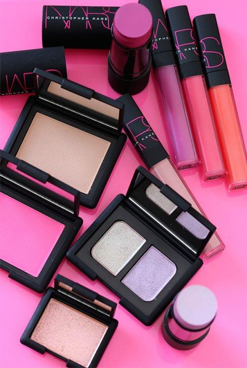 maquillage nars christopher kane