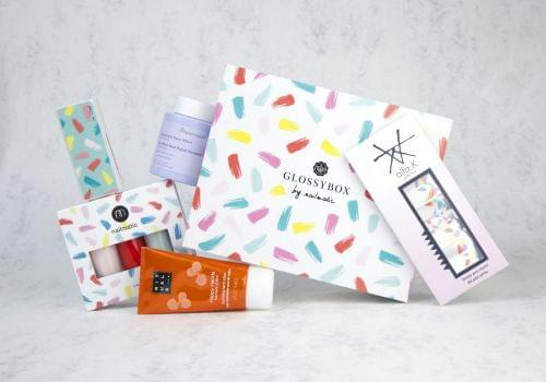 Glossybox by nailmatic box nailista