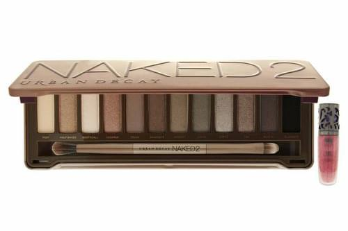 Urban Decay palette naked 2