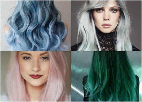 pastel inspiration cheveux - Coloration Cheveux Pastel