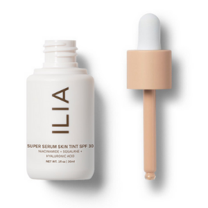 super serum skin tint spf30 ilia beauty