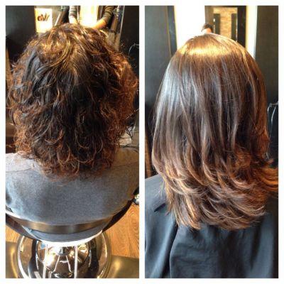 Lissage br silien ou japonais lequel choisir - Salon de coiffure lissage bresilien ...