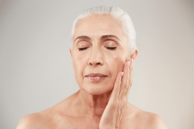 aculifting anti age skincare peau mature lifting sans chirurgie asie