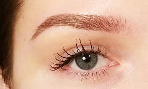 maquillage sourcils semi permanent